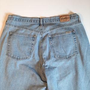 Levi's Size 18 Short  Bootcut Jeans
